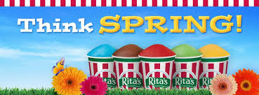 Ritas Spring Banner